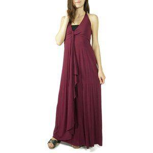 Tommy Bahama Halter Maxi Dress Size Small